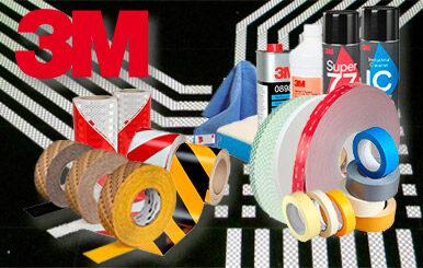 Bild zu 3M Produkte Sichern - Reinigen - Kleben