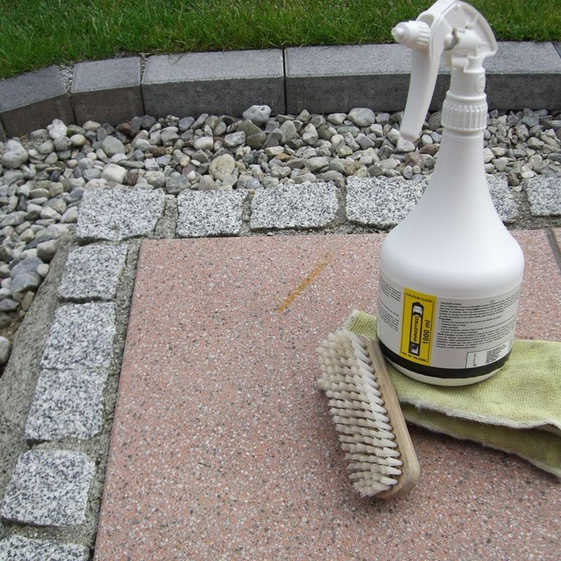 Innotec Calcium Clean Kalk- & Flugrostreiniger Anwendung 1