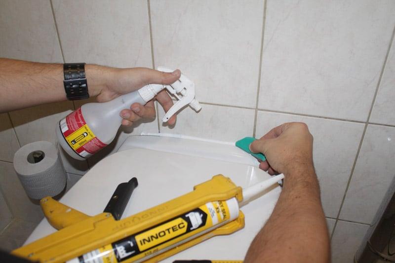 Innotec Seal Fluid Glättmittel Anwendung 2
