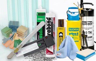 Bild zu Produkte & Handwerkzeuge für Glas - Metall - Holz