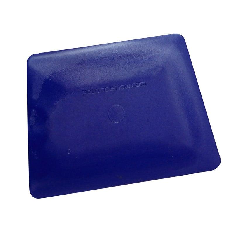 Weicherer Teflon Rakel Blau Hard Card Soft kartenrakel folienrakel
