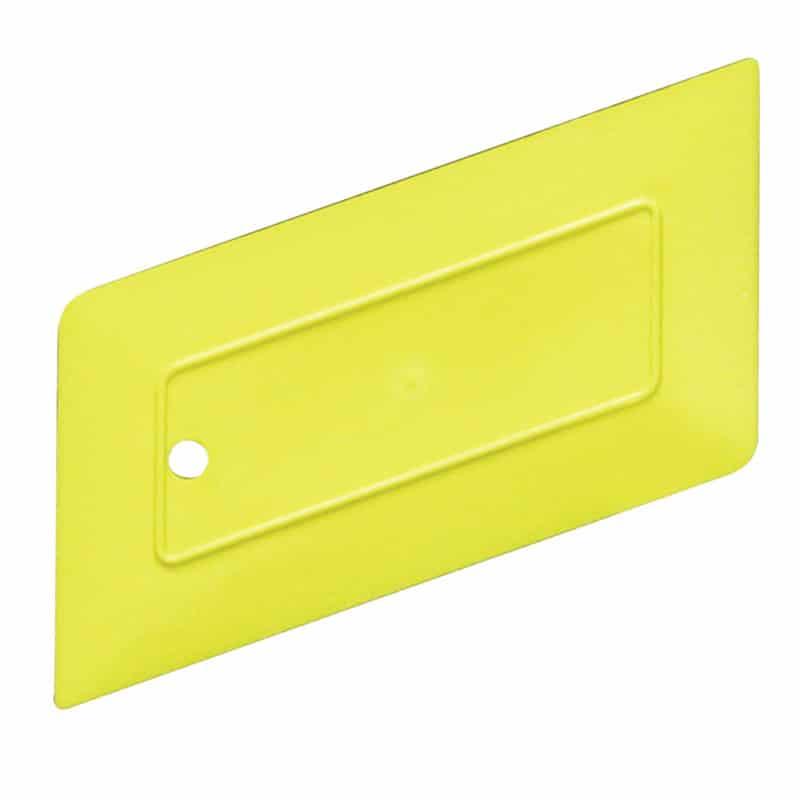 squeegee Rakel Diamond Yellow Medium Raute mit 20 grad