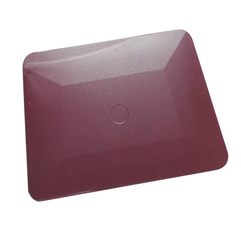Teflon Rakel Purple Hard Card Hard starr kartenrakel