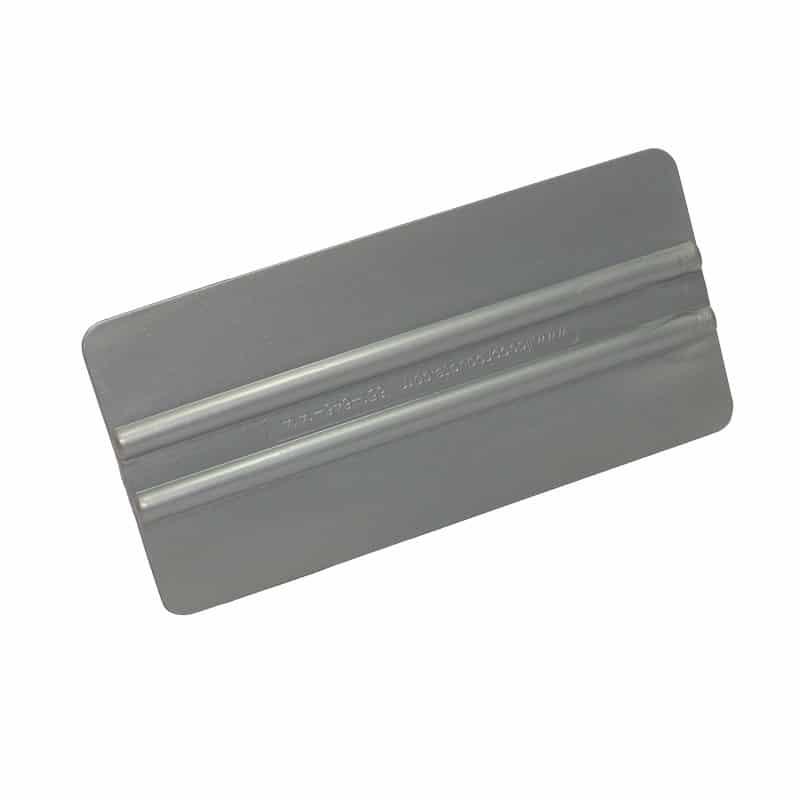 Großer Rakel Gray 6 Weich Flexibel Universell Folienrakel