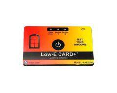 EDTM AE2250 Low-E Card+ Detektor