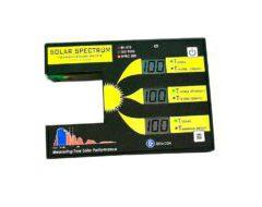 EDTM SS2450 Solar Spectrum Transmission
