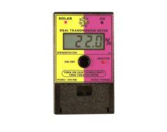 EDTM XM1400 UV und Solarenergie Messgerät