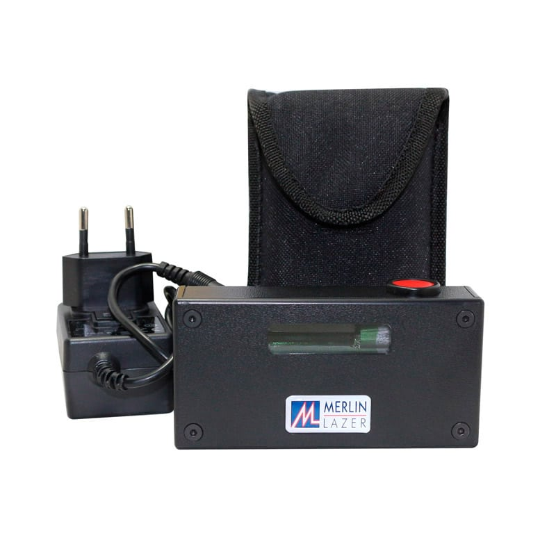 Merlin Lazer TGi ESG-Prüfgerät für gehärtetes Glas