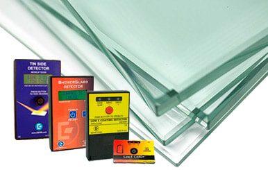Bild zu Prüfgeräte Low-E Beschichtung, Zinnseite & Shower Guard