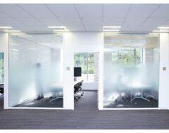 3M Fasara Cloud Sichtschutz Glasdekor